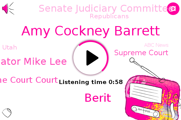 Listen: Amy Coney Barrett dodges abortion, healthcare and election law questions