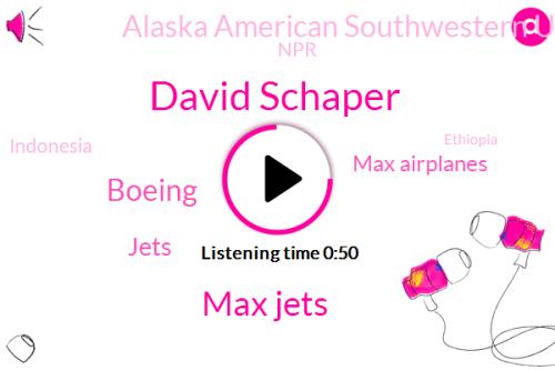 Listen: Alaska, American, Southwest, United Airlines pull Chicago-based Boeing Max jets