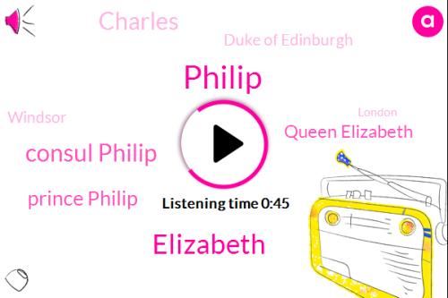 Listen: Britain's Prince Philip Dies at 99