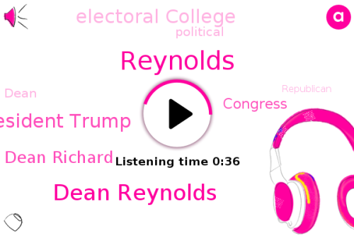 Listen: Call to challenge the Electoral College count has split Senate Republicans