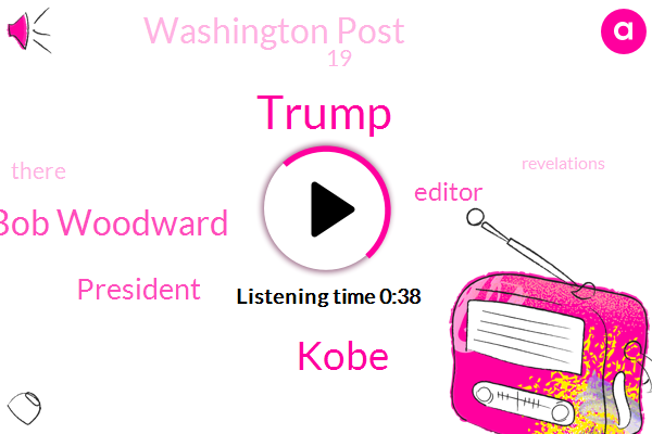 Listen: Trump audio proves he knew about COVID's severity even as he misled public