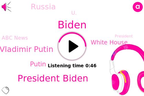 Listen: Putin challenges Biden to debate after president calls him a 'killer'
