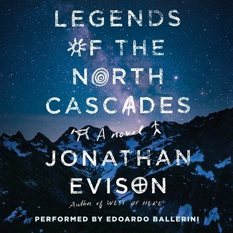 Earphones Award Winning Audiobooks - cover