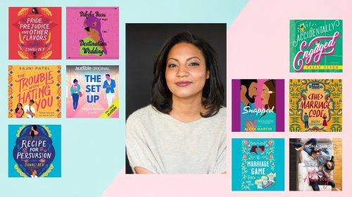 10 Romance Listens from Golden Voice Narrator Soneela Nankani