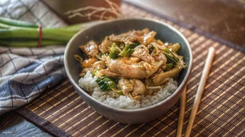 Huhn süß sauer, Genuss aus der asiatischen Küche einfach zubereitet