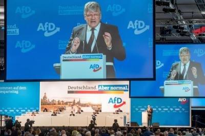 AfD bestimmt noch keinen Spitzenkandidaten für Bundestagswahl