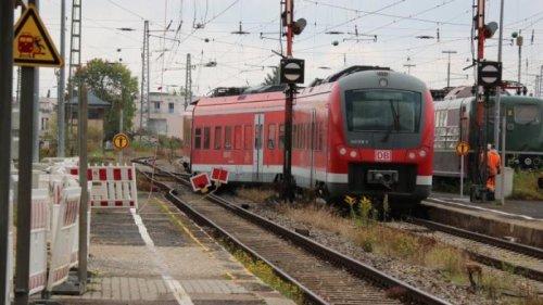 Fuggerexpress in Nördlingen entgleist: Polizei nimmt Ermittlungen auf