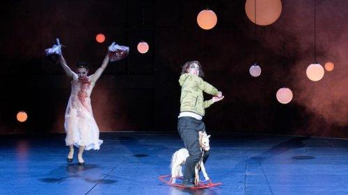 Salzburger Festspiele: Klassiker brilliant in die Gegenwart katapultiert