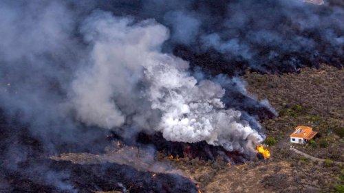 Vulkanausbruch auf La Palma: Deutsches Ehepaar erlebt Hölle im Paradies