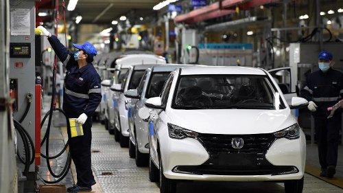 Chinas Wirtschaft wächst nach Corona in Rekordtempo