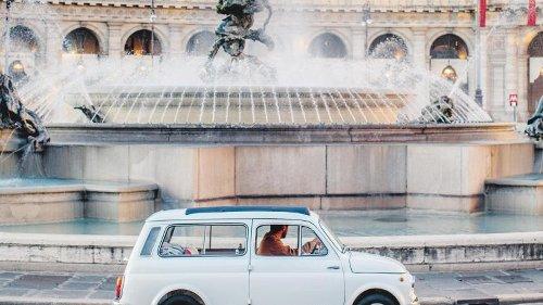 Mit einem alten Fiat 500 durch Italien: Wie war's, Herr Maurer?