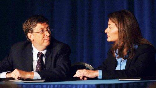 Bill und Melinda Gates: Schritt für Schritt in einen bizarren Rosenkrieg