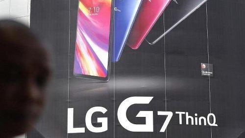 LG gibt das Smartphone-Geschäft auf