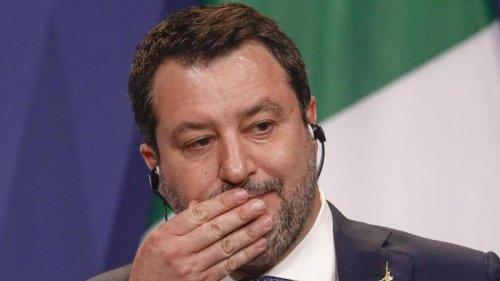 Italiens einstigem Wunderkind Matteo Salvini wird der Prozess gemacht