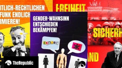"""Spott und Dementis: Warum """"Republic"""" weit vom linken Vorbild entfernt ist"""