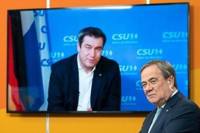 Machtkampf in der Union: Der Streit um die Corona-Politik eskaliert