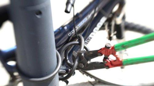 Fahrraddieb erwischt: Polizei sucht Besitzerin des Rads
