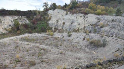 Steinbruch bei Heroldingen soll nur zum Teil verfüllt werden