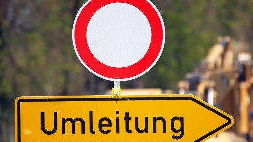 Zwei Straßen in Nördlinger Innenstadt werden gesperrt