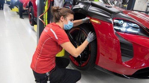 """Porsche-Vorstand: """"Unsere Mitarbeiter sind unsere Kronjuwelen"""""""