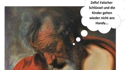 """Wettbewerb: Aus alten Neuburger Gemälden """"Memes"""" machen"""
