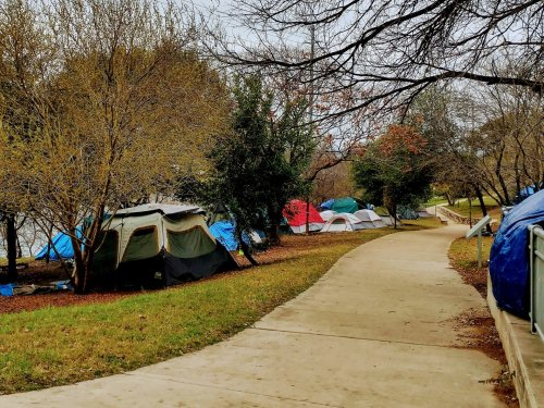 Council may abandon designated campsite strategy