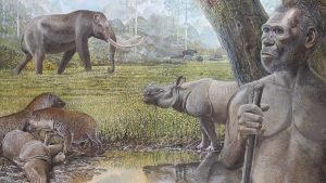 It was growing rainforests, not humans, that killed off Southeast Asia's megafauna