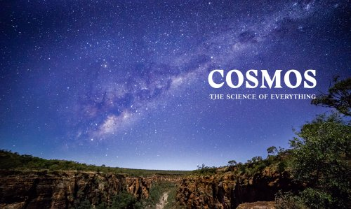Australia's Science Channel is merging with Cosmos Magazine
