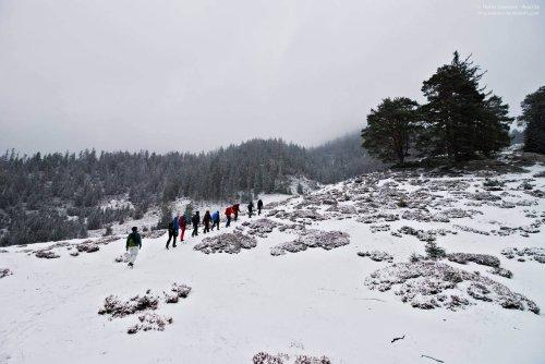 Salzburger Bergwanderführer Winterkurs