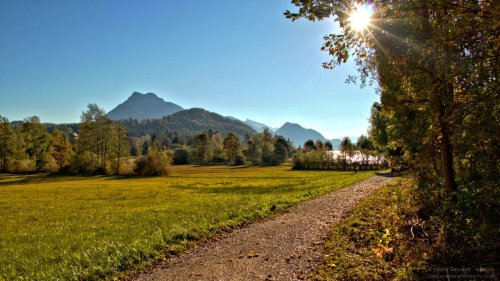 Fuschlsee Seeweg / Rundweg im Salzkammergut | Austria Insiderinfo