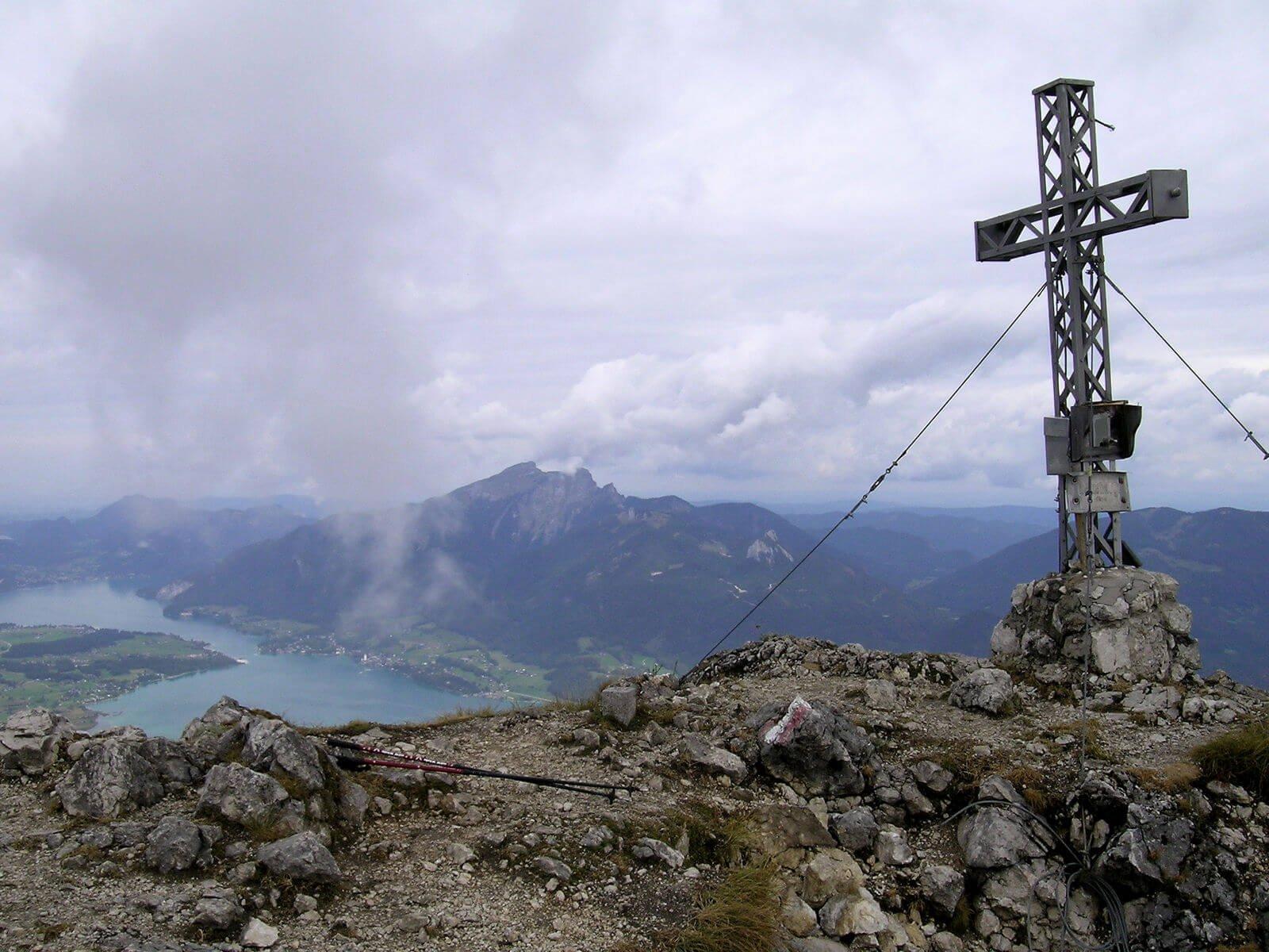 Wanderung Rettenkogel im Salzkammergut   Austria Insiderinfo