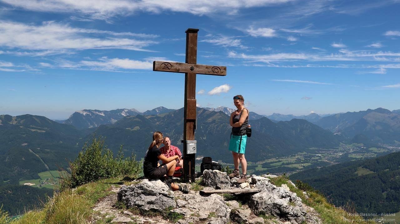 Wanderung auf den Sparber   Austria Insiderinfo