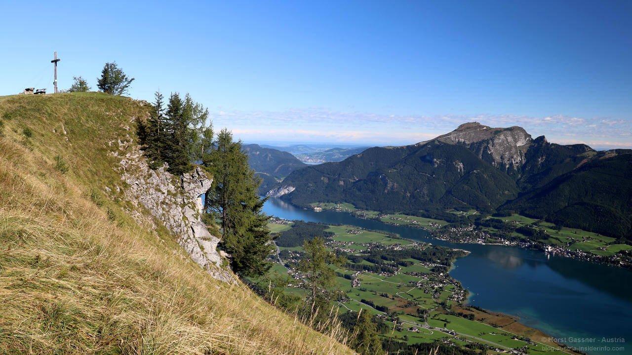 Bleckwand am Wolfgangsee   Austria Insiderinfo