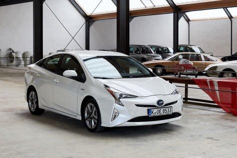 Toyota Prius: 150.000-Kilometer-Dauertest - autobild.de
