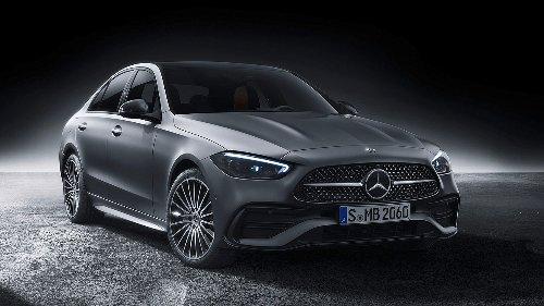Mercedes C-Klasse (2021): Das sind die Design-Highlights des W206