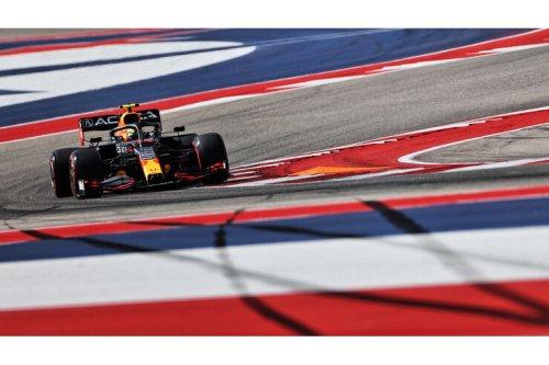 GP USA 2021 - Ergebnis Training 2: Red Bull schlägt zurück