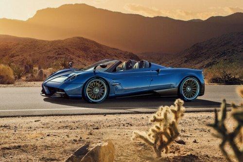 Pagani Elektro-Sportwagen: Ab 2026 nur noch elektrisch