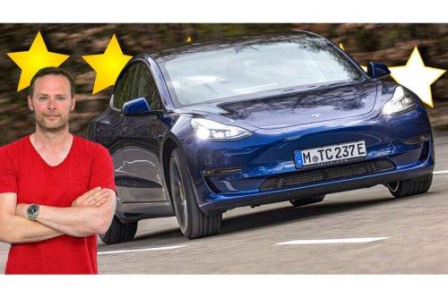 Tesla Model 3 Long Range im Elektroauto-Supertest: Top, aber kein Platz 1 für Tesla