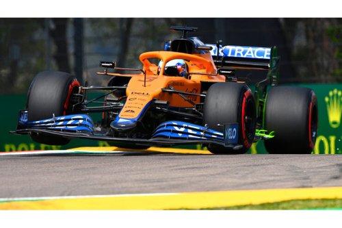 F1-Autos verlangen neuen Fahrstil: Erst Bremsen, dann Einlenken