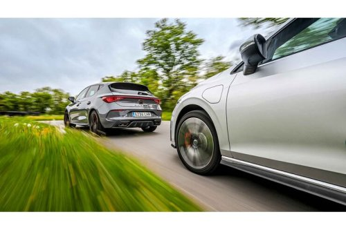 Cupra Leon VZ e-Hybrid & VW Golf GTE im Test: Welcher Plug-in-Hybrid ist besser?