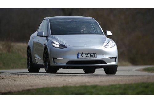 Tesla Model Y im Vergleichstest: Antrieb top, Komfort und Verarbeitung flop