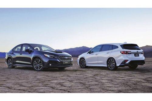 Subaru WRX Sportswagon: Aussies bekommen den WRX als Kombi