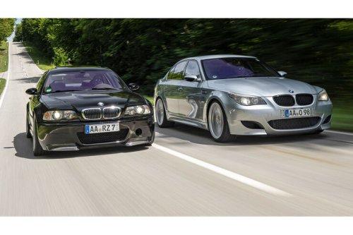 BMW M3 (E46) und M5 (E60) im Gebrauchtwagen-Check: Klassische M-Power mit Drehzahl