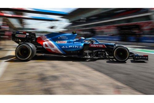 Ocon & Alonso mit zu viel Risiko: Alpine verschenkt Punkte