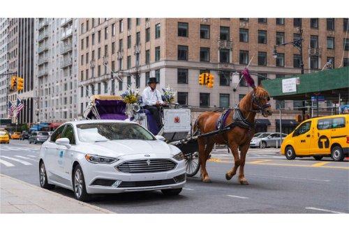 Mobileye startet Testfahrten in New York City: Roboter Autos zwischen Wall Street und Harlem