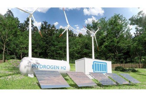 Der weite Weg zum grünen Wasserstoff: 10.000 Windräder allein für die Stahlindustrie