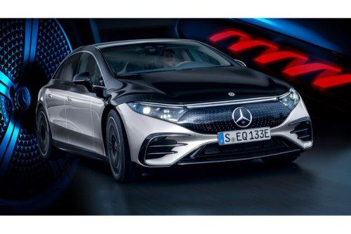 Mercedes EQS (2021), die elektrische S-Klasse: Luxus-Stromer mit Diesel-Reichweite