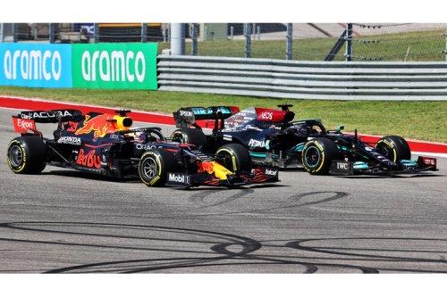 GP USA 2021 - Ergebnis Rennen: Verstappen ringt Hamilton nieder