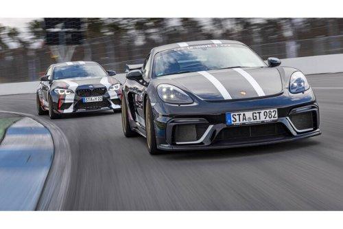 BMW M2 Comp & Porsche 718 Cayman GT4 von a-workx: Grenzgänger mit Suchtpotenzial