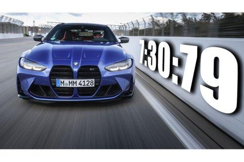BMW M4 (G82) Competition im Supertest: Reichlich Kilos, reichlich Fahrspaß